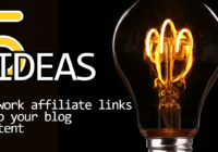 Blog affiliate marketing tips