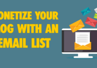 Build blog subscriber list