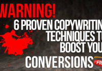 6 Copywriting Techniques That Boost Conversions