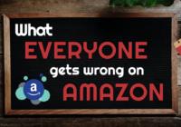Gets Wrong On Amazon