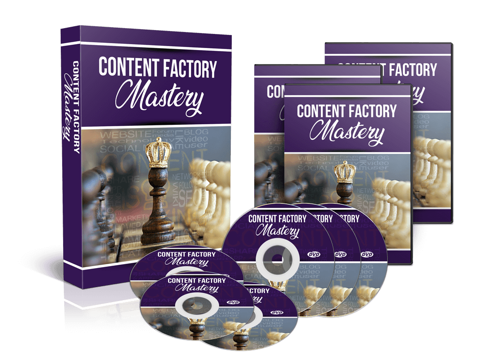 content factory mastery
