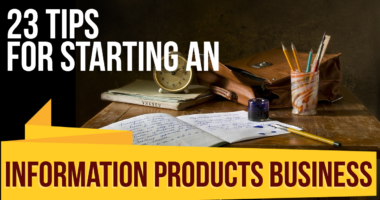 Information Products Business